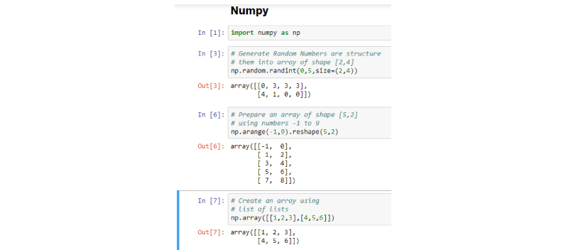 Numpy Index Array With Another Array