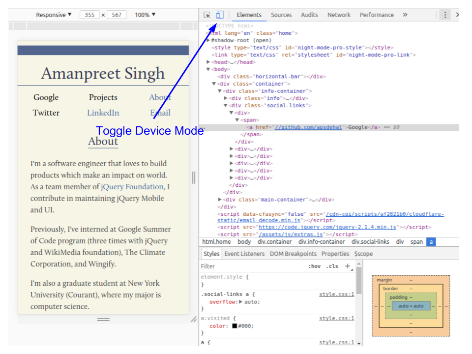 Essential Chrome Developer Tools To Master