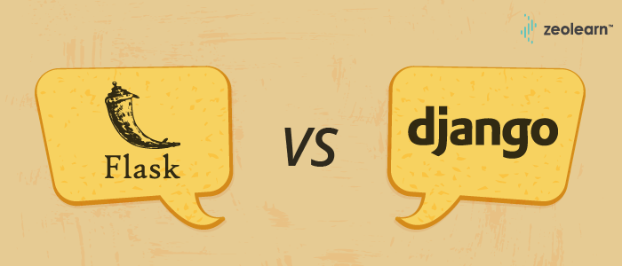 Flask vs Django Comparison | Differences Between Flask and