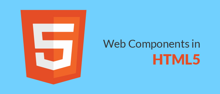 Web Components in HTML5