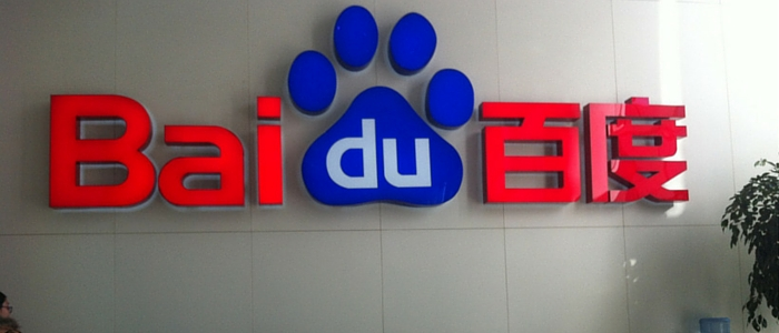 Baidu investment in Big Data firm ZestFinance to empower searches with credit scoring in China