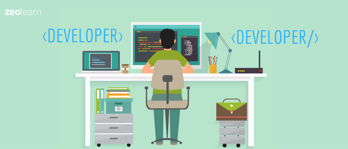 INFOGRAPHIC: The Life of a Developer