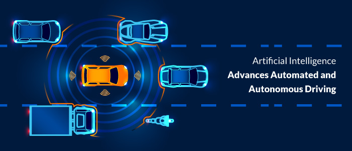 Artificial Intelligence Advances Automated and Autonomous Driving