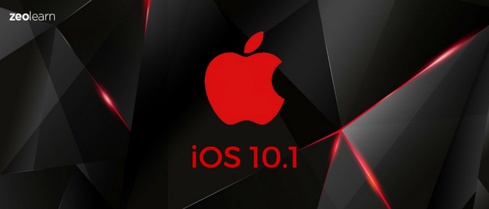 Apple iOS 10.1-the new beta build
