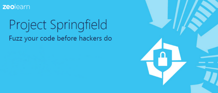 Project Springfield - Microsoft's Cloud-Based Service For Testing Applications